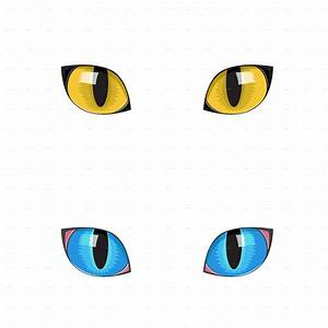 Cat Eyes by romvo | GraphicRiver