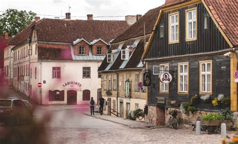 Kuldīgas vēsturiskais centrs | Latvia Travel