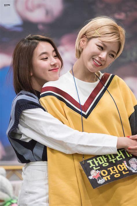 Chaeyoung And Jeongyeon  Twice  Pinterest  Kpop, Girl