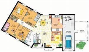 maison en kit detail du plan de maison en kit faire With awesome plan de belle maison 1 maison contemporaine 10 detail du plan de maison