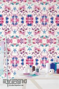 Tapeten Für Mädchenzimmer : 10 jahre caselio bunte tapeten f r modernes wohnen ewering blog ~ Sanjose-hotels-ca.com Haus und Dekorationen