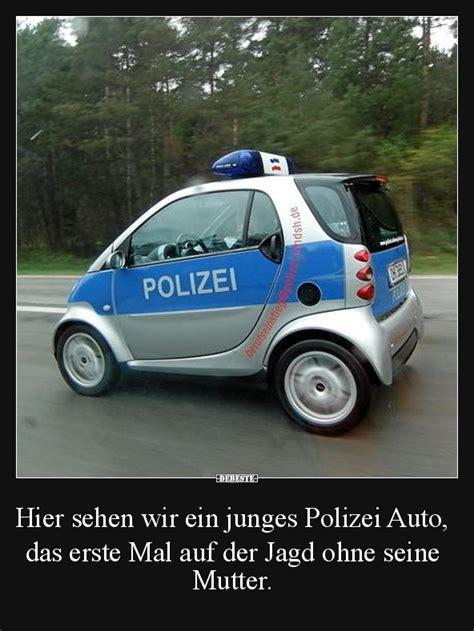 hier sehen wir ein junges polizei auto lustige bilder