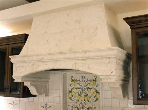 custom stone kitchen hoods bt arch stone