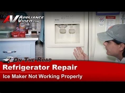 Kitchenaid Refrigerator Water Dispenser Not Working by Kenmore Elite He3t Dlf Or F Error Code Fix Washer F