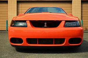 This 2004 Competition Orange Cobra Mustang Was Built to Reach a Whole New Level - Hot Rod Network
