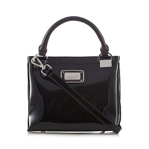 black patent clutch bag debenhams nar media kit