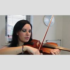 7 Ways To Get A Good Tone & Sound From The Violin Youtube