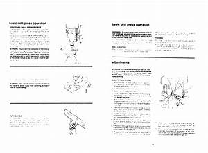 Page 9 Of Craftsman Drill 113 213832 User Guide