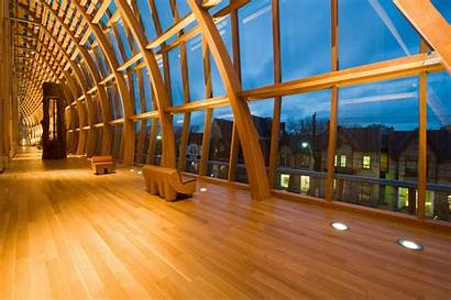 Ontario Structurlam Architecture Projects