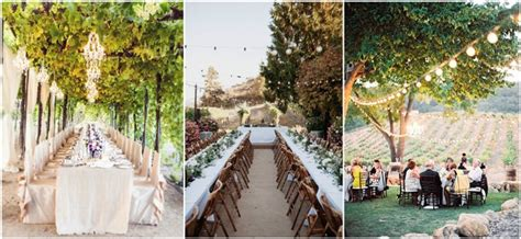 18 Summer Vineyard Wedding Ideas Worth Pinning