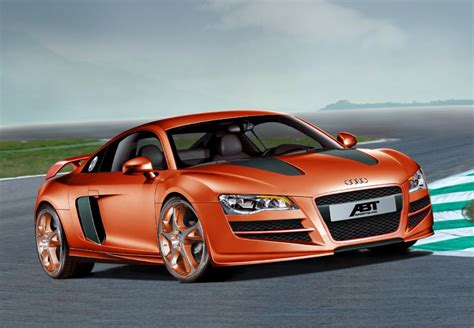 best audi sports car 2007 abt r8 pictures history value research news