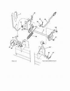Husqvarna Model Yth18542  960430172  Lawn  Tractor Genuine Parts