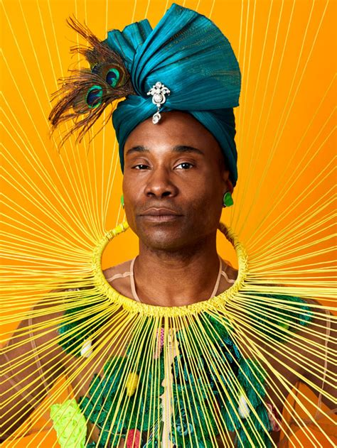 Pose Billy Porter Slays Always Paying Homage The