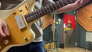 Squier J Mascis Jazzmaster With Klein Pickups 1963 Epic