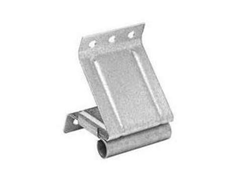 Part Q Garage Doors by Ideal Door 174 Adjustable Steel Top Roller Bracket For