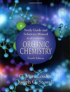 9780195120004  Organic Chemistry  Study Guide And