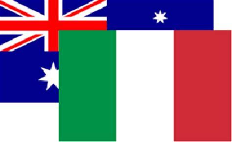 consolato australiano in italia informazioni su studio e lavoro nel