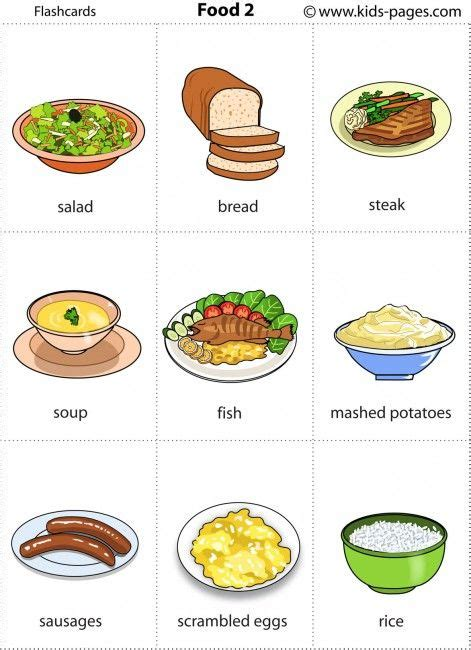cuisiner traduction anglais flashcards voeding for learners