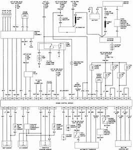 Oldsmobile Alternator Wiring