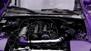 Jass Performance Mazda Mx5  Miata  Eunos Engine Bay
