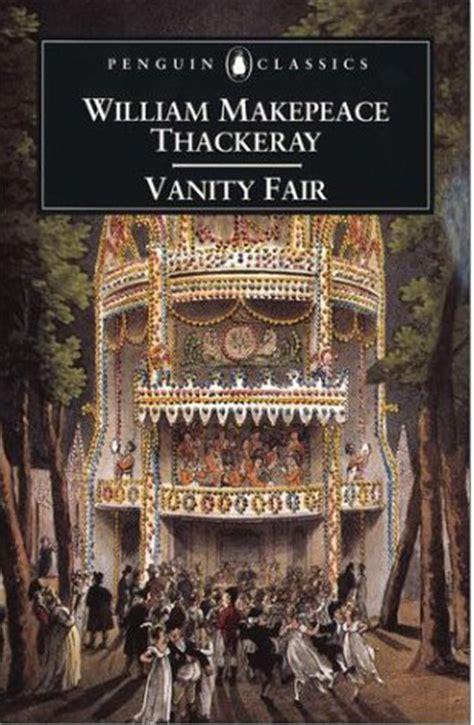 Vanity Book - vanity fair