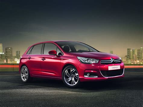 Citroen C4 Ii Hatchback Vti 120 Hp