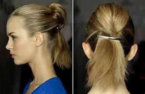 Comment Attacher Ses Cheveux : comment attacher ses cheveux longs facilement ou pour dormir ~ Melissatoandfro.com Idées de Décoration