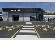 Vehicle Handover Centre, Milton Keynes ASHE