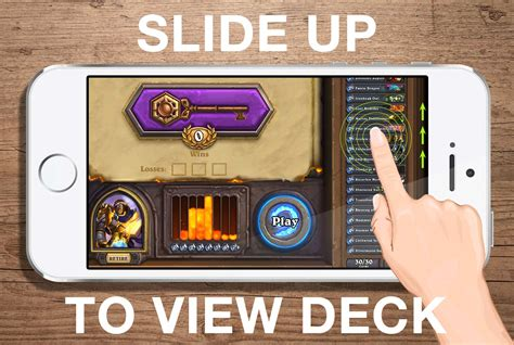 Hearthstone Arena Deck Builder by Envisioning Hearthstone On Smartphones Photoshop Tips