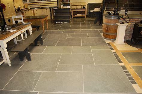 grey slate tiles kitchen flooring gallery of slate floor tiles and flagstones 4089