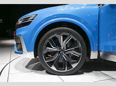 NAIAS 2017 Audi Q8 Concept Is The Jackedup A8 You Always