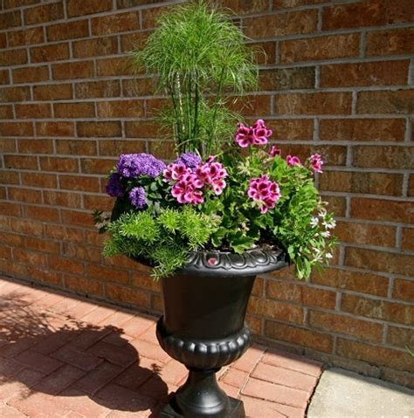 summer planter ideas summer planter decorative landscapes ideas pinterest