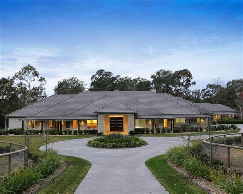 modern rural architecture australia enthralling camelothomes cobbitty project with a distinctly symmetrical in australian rural