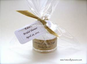 spa party favors naturally susan39s parlour With wedding shower favours