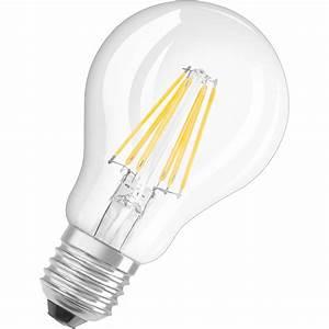 Led Birnen Entsorgen : osram led filament leuchtmittel gl hlampenform e27 7 w 806 lm warmw eek a kaufen bei obi ~ A.2002-acura-tl-radio.info Haus und Dekorationen