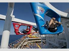 Cruise ship amenities to keep passengers entertained from