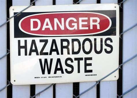 hazardous waste gd environmental