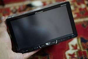 Pioneer Avh-x5550bt Dvd Av Receiver Headunit