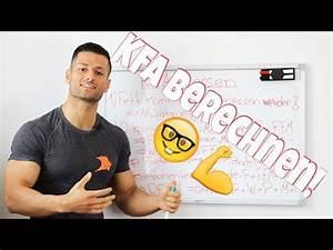 Kfa Berechnen : kfa l ge k rperfett messen k rperfettanteil berechnen youtube ~ Themetempest.com Abrechnung