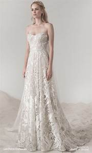 lee petra grebenau spring 2016 wedding dresses world of With spring dresses for wedding