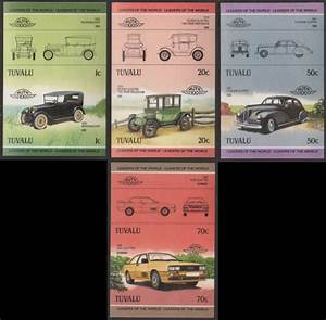 Specialized Study of the Leaders of the World Automobiles ...