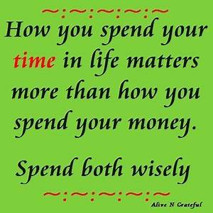 Spending Money Wisely Quotes. QuotesGram
