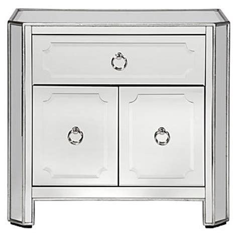 Z Gallerie Simplicity Dresser by Simplicity Mirrored Side Chest Shine Fall Winter 2017