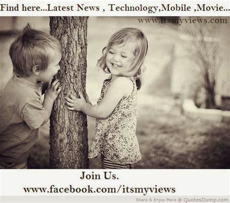Cute Children Love Quotes