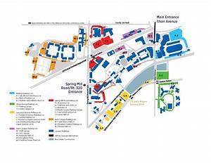 Parking Lot Map