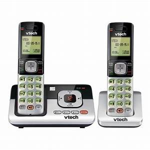 2 Handset Answering System With Caller Id  Call Waiting