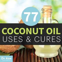 Pictures of Coconut Oil Uses