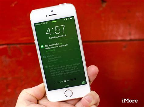 iphone notification center how to use lock screen today popups and banners in
