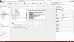 Radio Buttons In Ms Access Form