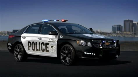 2014 Chevy Impala Police Package